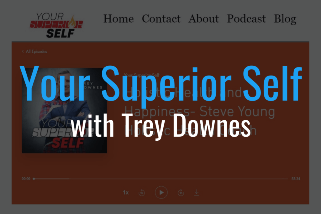 trey downs interviews steve young about holistic health